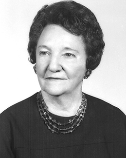 Photo of Edith A.
